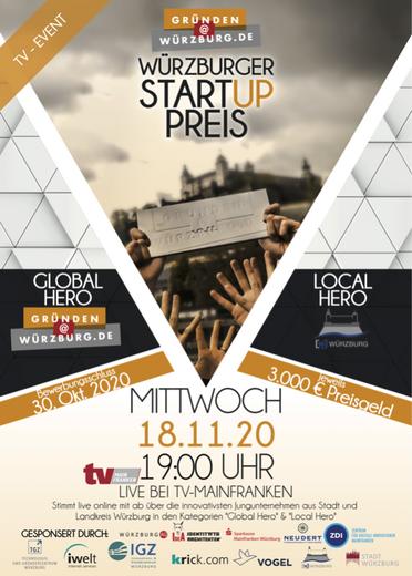 StartUp Preis 2020