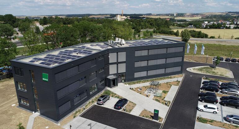 Bechtle Würzburg: Mit dem Innovations- und Gründerzentrum Würzburg (IGZ) ist das Bechtle IT-Systemhaus Würzburg seit vielen Jahren partnerschaftlich verbunden.