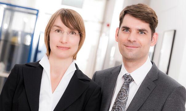 Gylos GmbH: Die Eheleute Dr. Margit und Dr. Henning Gieseler